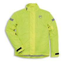 Ducati Strada 2 Waterproof Rain Jacket Yellow 981028307 XXL