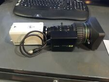 Sony Dxc-990 Color 3 Ccd Camera ExwaveHad Dsp With Canon Yh19x6.7 Kts Sx14