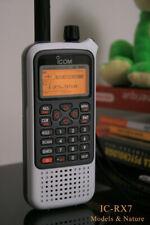 ICOM IC-RX7 WIDEBAND RADIO RECEIVER