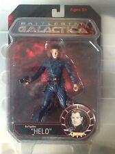 Battlestar Galactica Series 1 Helo Action Figure. Diamond Select.