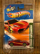 Hot Wheels Ferrari 430 Scuderia Treasure Hunt In Protector