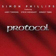 Simon Phillips - Protocol III [New CD] UK - Import