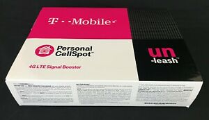 SEALED NEW T-MOBILE 4G LTE SIGNAL BOOSTER NXT CEL-FI-D32-24 Personal CellSpot