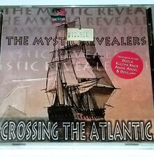 THE MYSTIC REVEALERS REGGAE CD SEALED Crossing Atlantic SIZZLA SOULJAH Trojan 45