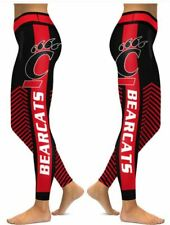 Cincinnati Bearcats Women's Leggings Small to 2X-Large Red