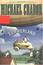 Summerland: A Novel by Michael Chabon