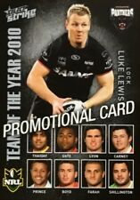 2011 NRL SELECT STRIKE PENRITH PANTHERS LUKE LEWIS COMMON PROMO CARD FREE POST
