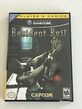GameCube Resident Evil Nintendo CIB Great Condition