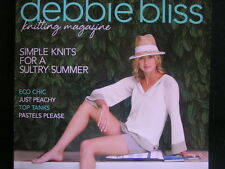 DEBBIE BLISS KNITTING MAGAZINE Spring/Summer 2010