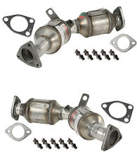 2003-2007 Fit INFINITI G35 3.5L Catalytic converters 2 PIECES