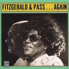 Fitzgerald & Pass Again - Fitzgerald/Pass (2000, CD NEUF)
