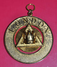Past London Grand Chapter Rank collar jewel masonic Royal Arch RA