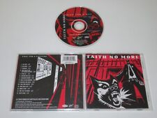 FAITH NO MORE/KING FOR A DAY  FOOL FOR A LIFETIME (SLASH/LONDON 8285602)CD ALBUM