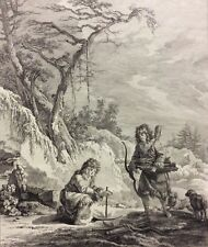 Kamtchatka Siberie XVIII TILLIARD LEPRINCE 1762 Russie