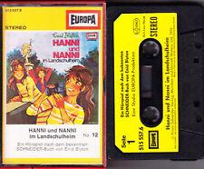 MC Hanni und Nanni 12 - im Landschulheim - EUROPA Gelbrücken schwarz/gelb