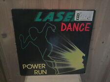 "LASER DANCE powerrun 12"" MAXI 45T"