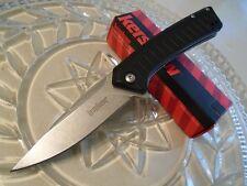 Couteau Kershaw Entropy A/O Lame Acier 8Cr13MoV Manche FRN Liner KS1885