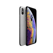Apple iPhone XS Max 256 go argent (Sans Simlock) immédiatement disponible-neuf dans sa boîte