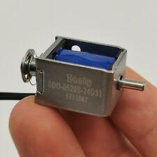 Dc 6v 24v 12v 18v Mini Dc Electromagnet Push Pull Type Spring Solenoid Magnet