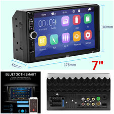 7 inch 2Din Bluetooth Car Stereo Audio In-Dash FM AUX TF USB MP5 Radio Player