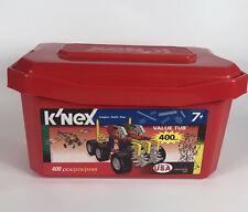 K'nex Building & Construction Toys Set - 400 Pieces Value Tub