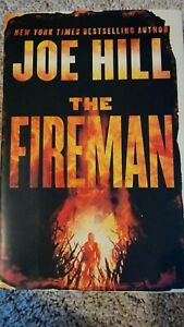The Fireman Joe Hill 1st Edition SIGNED