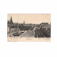 AK Ansichtskarte Wien / Franzensring - 1905