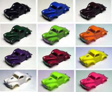 MODEL MOTORING T-JET WILLYS HO  SLOT CAR BODIES. NEW. YOUR CHOICE