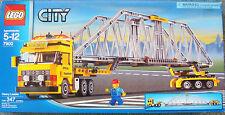 Lego City/Town #7900 Heavy Loader Semi Truck  New