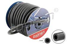 TOPRAN Kraftstoffschlauch 107 141 Rolle 8mm Gummi mit Gewebeeinlage