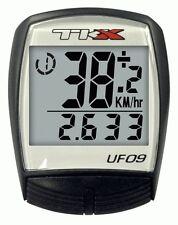 TKX uf09 CABLATO BIKE CYCLE COMPUTER - (9 funzioni)