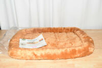 """MidWest QuietTime Pet Bed & Dog Crate Mat, Cinnamon, 24"""""""