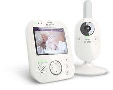 Philips Avent SCD630/26 Video Babyphone