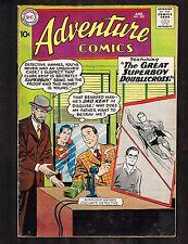 Adventure Comics #263 (1959) ~ Superboy Doublecross ~ (5.0) WH