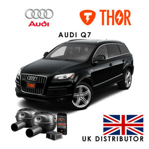 Audi Q7 THOR Electronic Exhaust, 2 Loudspeaker UK