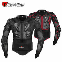 Cool Motocross Motorbike Enduro Body Armour Motorcycle Protection Guard Jacket