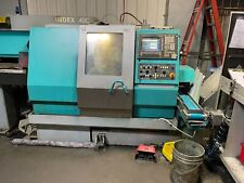 2006 Index Abc Live Tool Cnc Lathe See Video