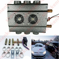12V 6 Ports Portable Car Heating Cooling Compact Heater Defroster Demister New