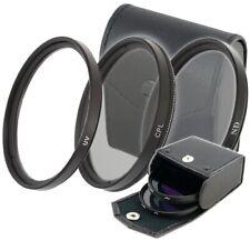 72mm UV Filter & ND 4 Filter & CPL Zirkular Polfilter für Kamera Objektive