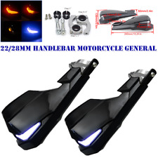2PCS 22-28mm Universal Motorcycle Dirt Bike ATV Hand Guard Handguard +Mount Part