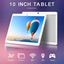 10 Inch 800x1280 IPS Screen Tablet PC Quad Core Dual SIM Wifi 8G + 512GB AU