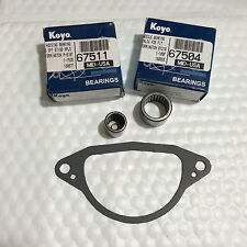 HARLEY shovelhead 1965-82 starter cover dust cover gasket housing shaft bearings