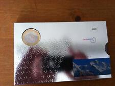 Schweiz Kursmünzensatz 2005 PP  (18,86 Franken)  Nur 3.783 Stück!