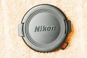 Original Nikon Co front lens cap from point shoot camera.Made in Japan.