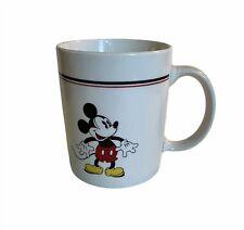 New listing Mickey & Co. Mickey Mouse Ceramic Coffee Mug Cup Disney Gabbay Gibson Overseas