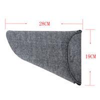 Tourbon Gun Sock Soft Carry Case Handgun Sleeve Pistol Bag Slip Covers Knitting
