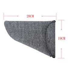 Hunting Gun Sock Case Bag Handgun Sack Sleeve Pistol Slip Carrier Cover Knitting