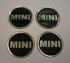 50mm Alloy Wheel Center Centre Badges (M4-B)