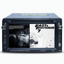 Car Video Monitors with Built-In Player