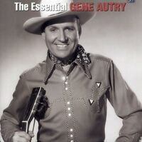 Gene Autry - Essential Gene Autry [New CD] Rmst